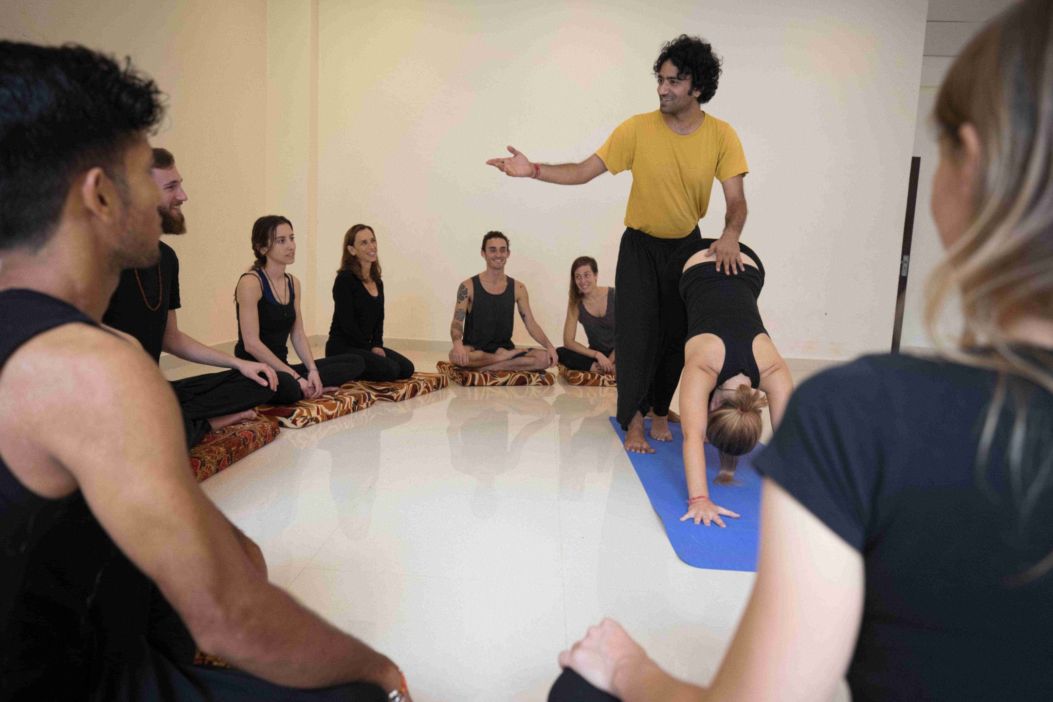 Ashtanga yoga Teacher Training in Kerala