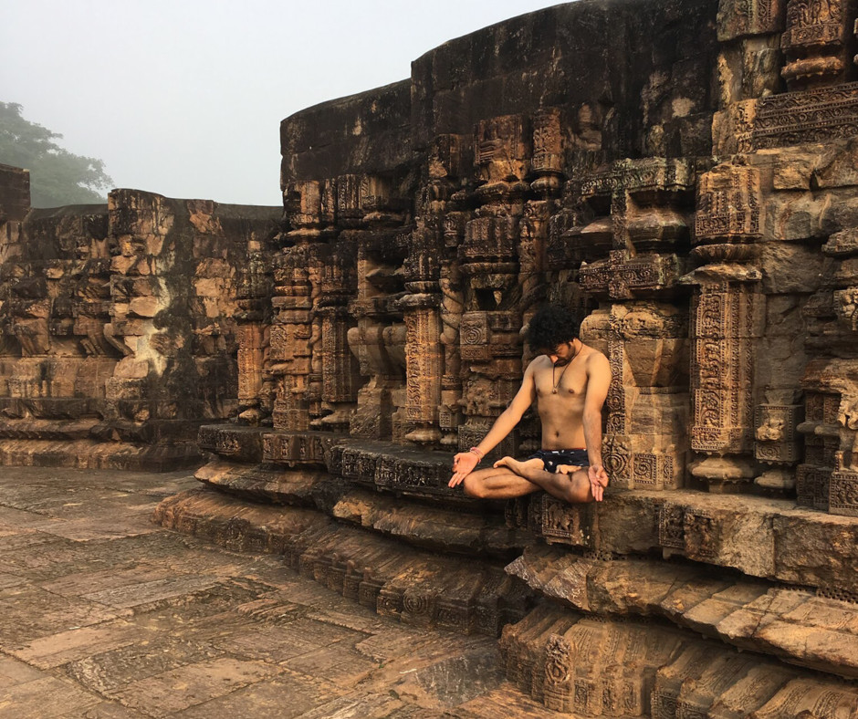 Growing insensitiveness towards human suffering and the way out through yoga