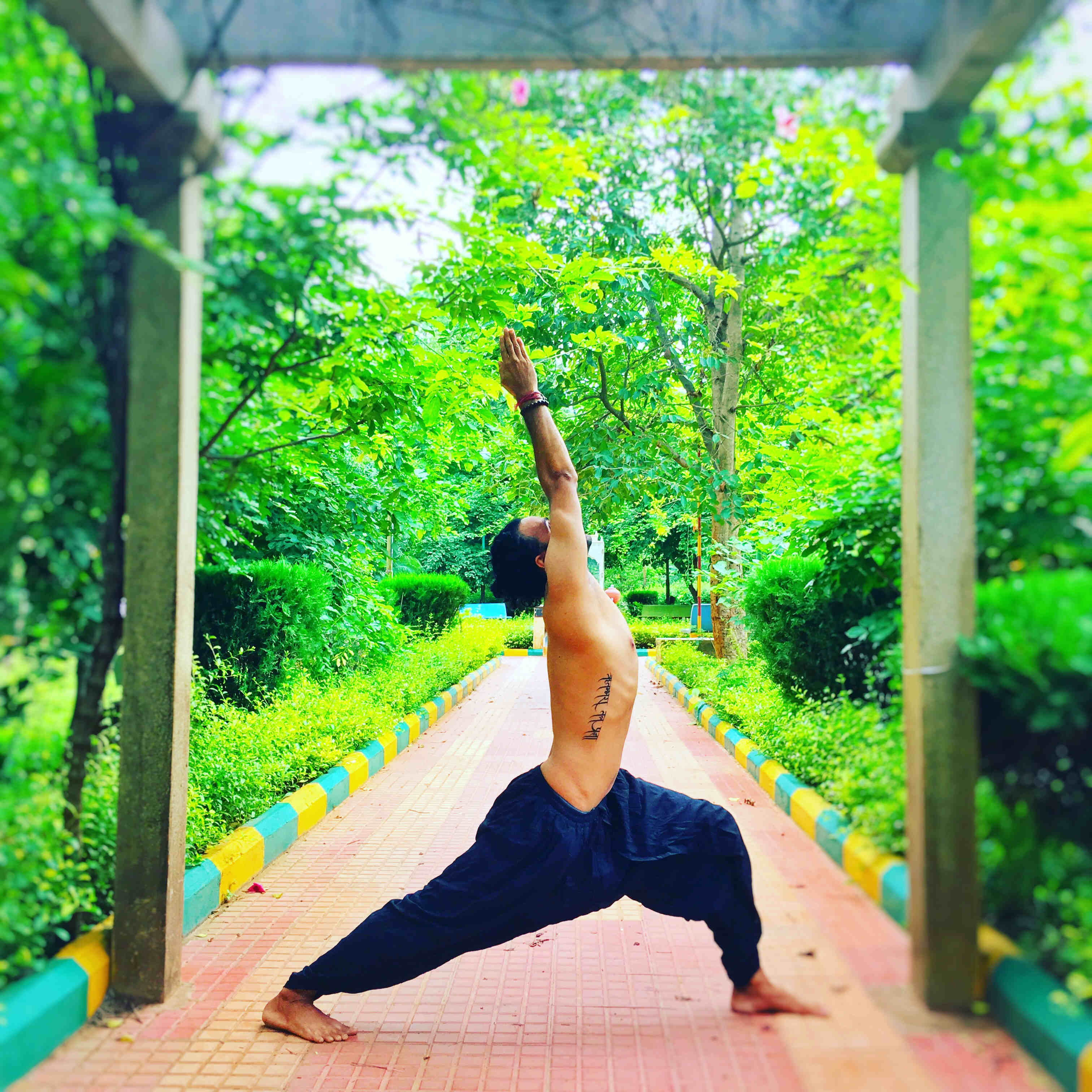 Lower back pain - Why it hits so many and how yoga can bring relief